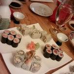 Photo taken at Suzuki Sushi by Sofia B. on 12/15/2014