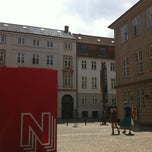 Photo taken at Nationalmuseet by Leandro M. on 7/9/2013