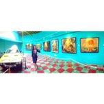Photo taken at Museum Affandi by siva f. on 12/27/2014