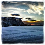 Photo taken at Seiser Alm Bahn / Funivia Alpe di Siusi by Gabriele M. on 12/25/2012