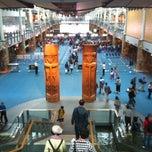 Photo taken at Vancouver International Airport (YVR) by Kazuyuki N. on 6/22/2013