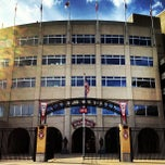 Photo taken at Camp Randall Stadium by Kevin K. on 8/9/2013