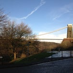 Photo taken at Avon Gorge Hotel by Jon C. on 12/16/2012
