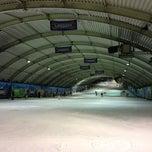 Photo taken at SnowWorld by Jason N. on 10/12/2012