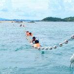 Photo taken at เกาะมันกลาง by Tukta C. on 5/31/2014