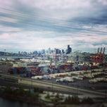 Photo taken at Western Bridge by Ben N. on 5/3/2014