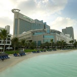 Photo taken at Beach Rotana Abu Dhabi by Beach Rotana Abu Dhabi on 12/22/2013