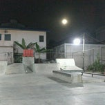 Photo taken at AB Skatepark by Fajar K. on 1/27/2013