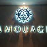 Photo taken at Amouage by hsiukag on 9/21/2013