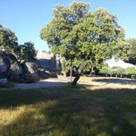 Photo taken at Parque San Roque by Alicia G. on 5/25/2013