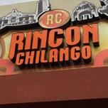 Photo taken at Rincon Chilango by Mauricio G. on 3/16/2014