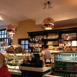 Photo taken at Patisserie Valerie by Irving G. on 1/1/2013