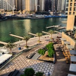 Photo taken at Dubai Marina Mall دبي مارينا مول by Nikita U. on 11/4/2012