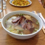 Photo taken at Wah Kee Noodle Restaurant by Greg H. on 7/7/2014
