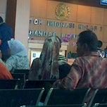 Photo taken at Kantor Imigrasi Kelas I Bandar Lampung by Halilintar D. on 1/30/2015