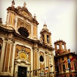 Photo taken at Cattedrale Nostra Signora Assunta by valysesia on 6/23/2013