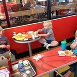 Photo taken at McDonald's by Abbey Z. on 5/30/2014