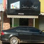 Photo taken at Salão Betel by Junio F. on 2/3/2015