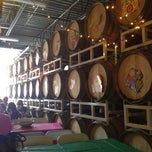 Photo taken at Glunz Family Winery by Michael B. on 8/3/2013