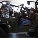 Photo taken at National Guard Armory by Megan C. on 2/17/2013