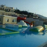 Photo taken at Aegean View Aqua Resort by Valentina K. on 10/2/2012