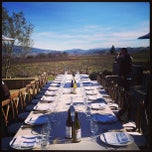 Photo taken at Francis Ford Coppola Winery by Ray E. on 1/15/2013