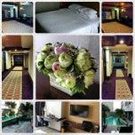 Photo taken at Majestic Grande Hotel by Khalid B. on 2/1/2014