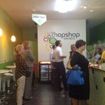 Photo taken at The Chopshop Salads by Deanna S. on 9/11/2013