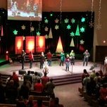Photo taken at Calvary Temple, The Caring Place by Todd H. on 12/24/2013