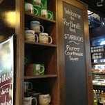 Photo taken at Starbucks by houboku n. on 3/9/2013