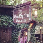 Photo taken at Cold Spring Tavern by Jon D. on 11/5/2012
