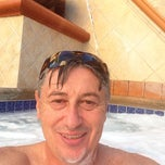 Photo taken at Wyndham Grand Desert Hot Tub by Dean H. on 11/5/2013