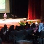 Photo taken at Balai Pesiban Agung by Nur E. on 4/16/2014