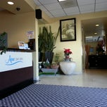 Photo taken at Aqua Day Spa by Moo J. on 2/1/2015