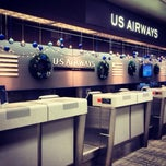 Photo taken at US Airways Ticket Counter by Jacqueline F. on 12/2/2013