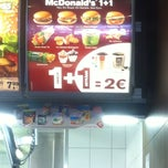 Photo taken at McDonald's by Lauren T. on 5/27/2013
