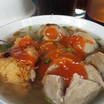 Photo taken at Bakso Green Garden by Lydia S. on 5/31/2014
