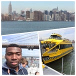 Photo taken at Miss New York Ferry by Joseph I. on 3/30/2015