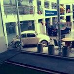 Photo taken at Volkswagen by Isaak C. on 3/25/2014