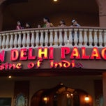 Photo taken at Indian Delhi Palace by Eric N. on 8/18/2013