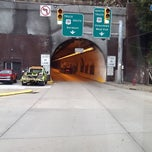 Photo taken at Liberty Tunnel by 📻📲 Radio23.org on 10/3/2012