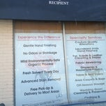 Photo taken at Parkway Custom Drycleaning by Stephen P. on 3/23/2013