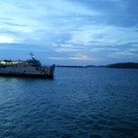 Photo taken at Pelabuhan Bakauheni by Agus Heri H. on 5/9/2013