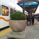 Photo taken at RTD Downtown Littleton Station by Patrick K. on 9/19/2012