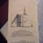 Photo taken at Downers Grove SDA Church by Dustan D. on 10/27/2012