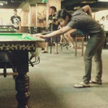 Photo taken at Club 11 Snooker & Pool by Farha A. on 3/16/2014