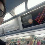 Photo taken at MTA Subway - Middle Village/Metropolitan Ave (M) by George L. R. on 3/28/2013