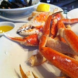 Photo taken at The Fresh Fish Co. by Bryon M. on 3/25/2013