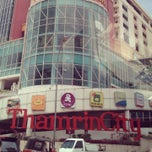 Photo taken at Thamrin City by Aileen Y. on 2/16/2013