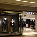 Photo taken at ZARA by Kaz K. on 9/22/2013